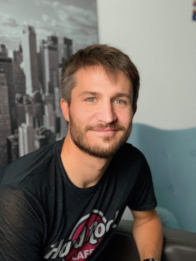Ripple Motion - Agence developpement mobile nantes - Alexandre Guzu - Développeur